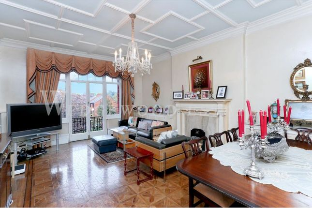 Thumbnail Flat for sale in Oakwood Court, Abbotsbury Road, Kensington, London