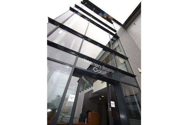 Thumbnail Office to let in Warren Bruce Court, Warren Bruce Road, Trafford Park, Manchester, Greater Manchester, UK