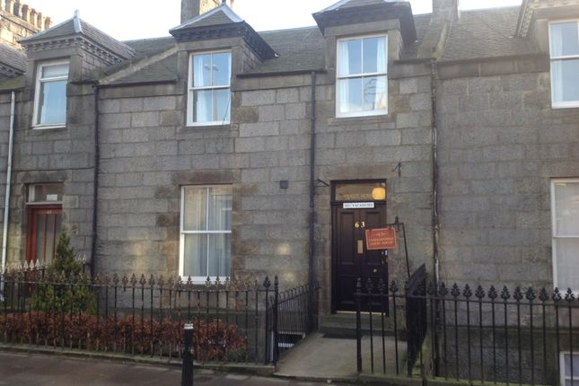 Thumbnail Terraced house for sale in Aberdeen, Aberdeenshire