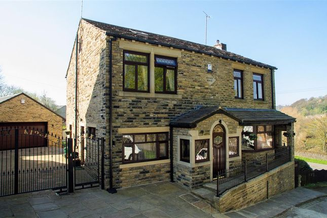 Thumbnail Detached house for sale in Stoney Ridge, 6 Stoney Hill, Brighouse