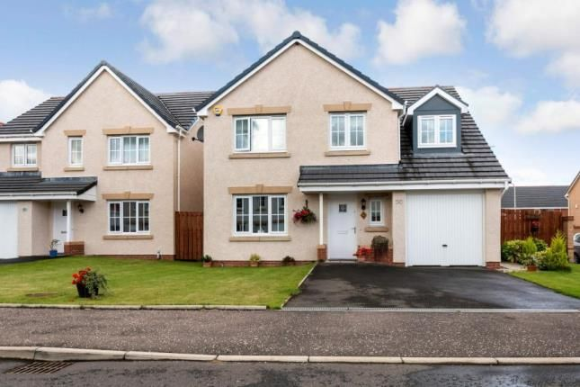 Thumbnail Detached house for sale in Kings Seat Place, Maddiston, Falkirk, Stirlingshire