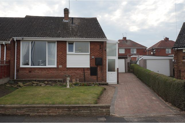 Thumbnail Semi-detached bungalow for sale in Ryton Avenue, Barnsley