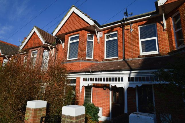 Thumbnail Property to rent in Victoria Drive, Eastbourne