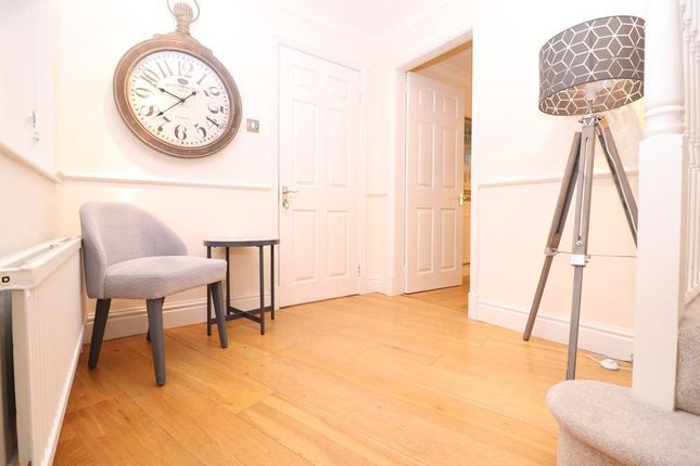 Thumbnail Detached house to rent in Welford Road, Wigston, Leicestershire