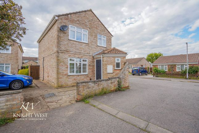Thumbnail Detached house for sale in Grieves Court, Stanway, Colchester