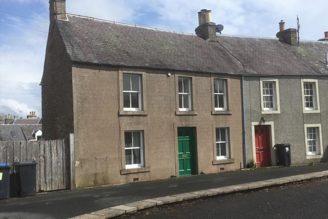 Thumbnail Semi-detached house for sale in Loan View, Lauder, Scottish Borders