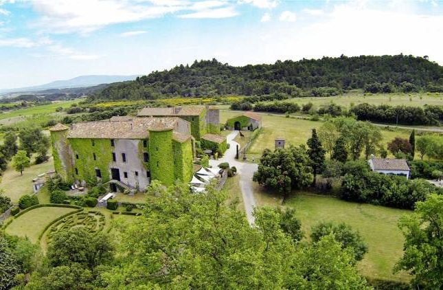 Thumbnail Property for sale in Chateau With Apartments, Carcassonne, Languedoc, Languedoc, France