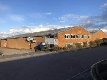 Thumbnail Commercial property for sale in Babbage Road, Stevenage
