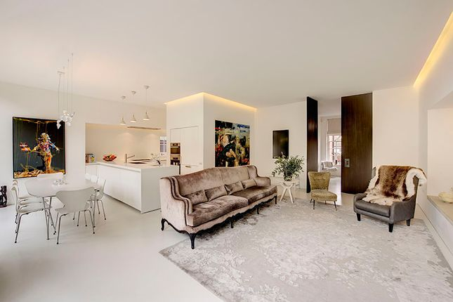 Semi-detached house for sale in Glenilla Road, Belsize Park, London