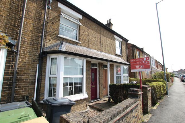 Thumbnail Terraced house to rent in Stanstead Road, Hoddesdon