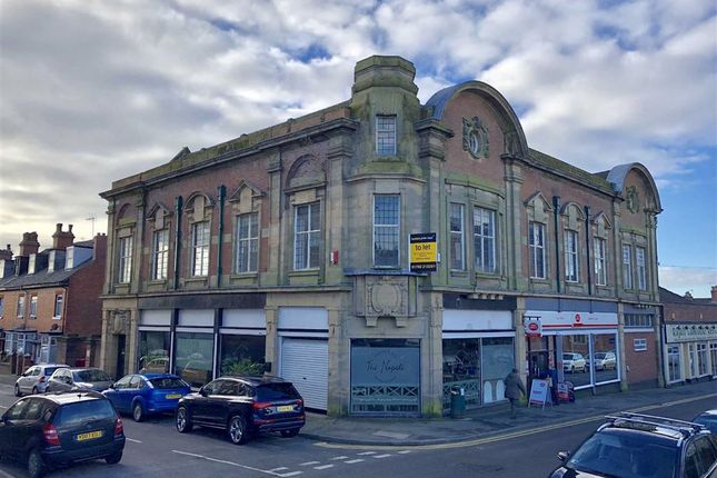 Thumbnail Commercial property for sale in High Street, Leek, Staffordshire