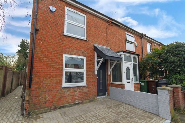 4 bed end terrace house for sale in Brownlow Road, Borehamwood, Hertfordshire WD6