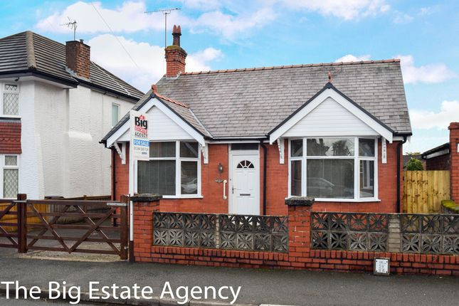 Thumbnail Detached bungalow for sale in King George Street, Shotton, Deeside