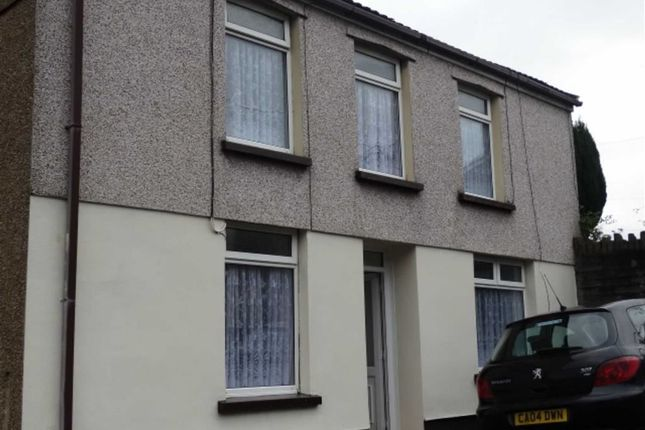 Thumbnail Semi-detached house to rent in Bush Road, Mountain Ash, Rhondda Cynon Taf
