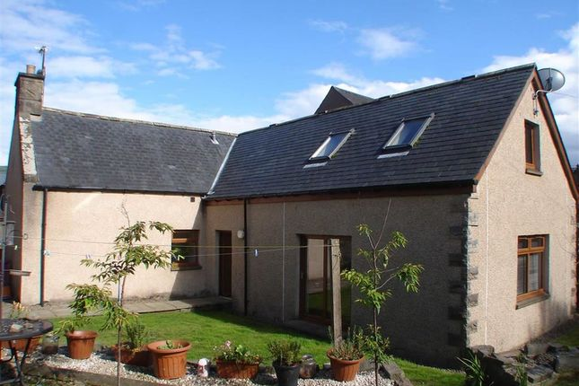 Thumbnail Detached house for sale in New Street, Rothes, Aberlour