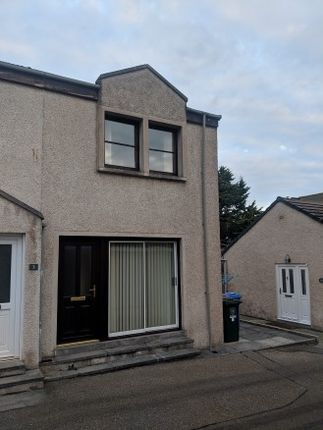Thumbnail Semi-detached house to rent in 2 Allandale Court, Quarry Road, Lossiemouth