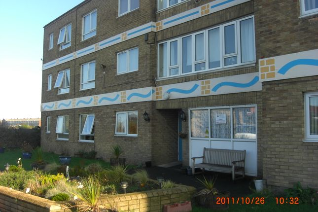 Thumbnail Flat to rent in Links Road, Newbiggin By The Sea