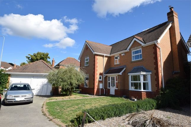 Thumbnail Detached house for sale in Longmeadow, Wootton, Northampton