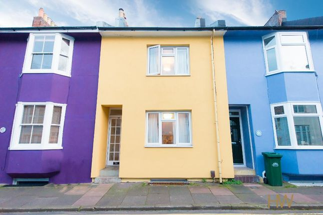 3 bed terraced house for sale in Southampton Street, Brighton, East Sussex