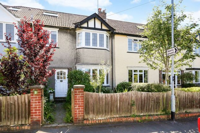 Thumbnail Terraced house for sale in Phoenix Grove, Henleaze, Bristol