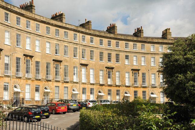 Thumbnail Maisonette to rent in Cavendish Crescent, Bath