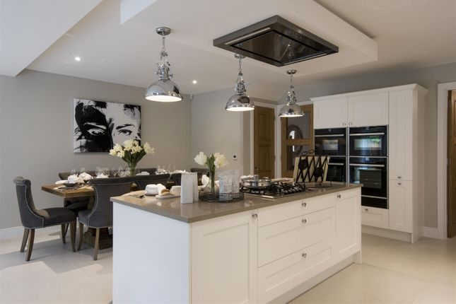 Thumbnail Property for sale in St. Georges Avenue, Weybridge