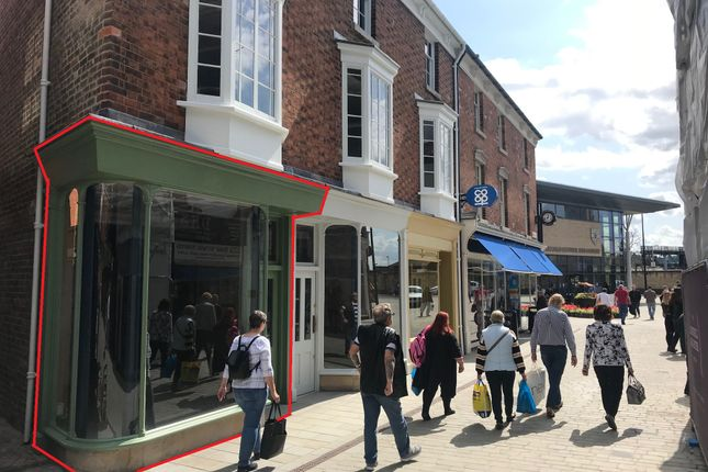 Thumbnail Retail premises to let in 23 Sincil Street, Lincoln