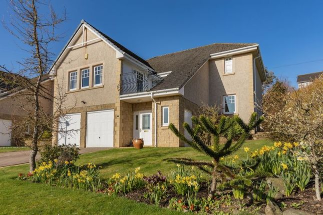 Thumbnail Detached house for sale in 4 Wedale View, Stow, Galashiels