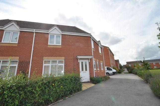 Thumbnail Detached house to rent in Balata Way, Stretton, Burton On Trent
