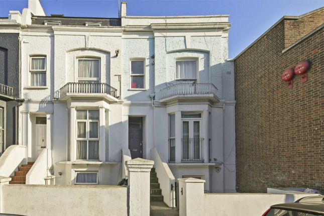 Thumbnail Flat to rent in Wells Road, London