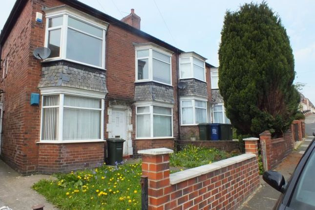 Thumbnail Flat for sale in Normount Road, Benwell, Newcastle Upon Tyne