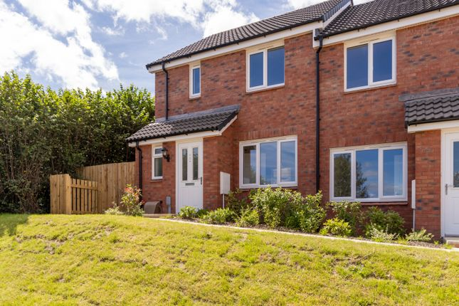 2 bedroom end terrace house for sale in Harston Road, Ivybridge