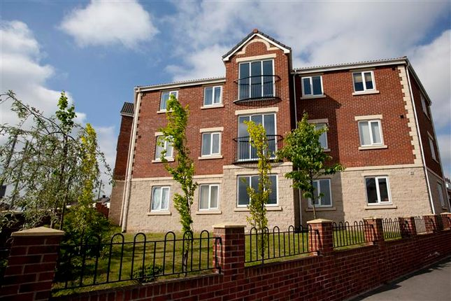 Thumbnail Flat to rent in Twivey Court, Castleford