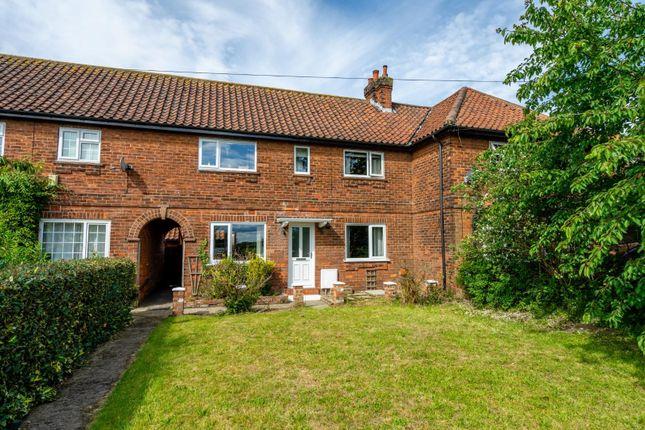 Thumbnail 3 bed terraced house for sale in Millfield Lane, Nether Poppleton, York