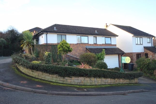 Thumbnail Detached bungalow for sale in Tan Y Maes, Glan Conwy, Colwyn Bay