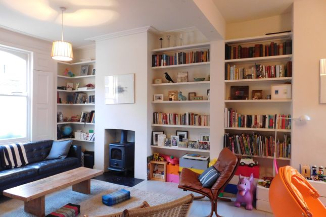 Thumbnail End terrace house to rent in Quilter Street, London