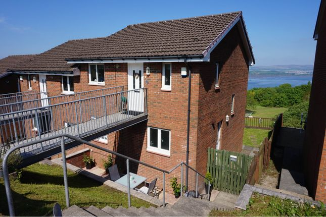 Thumbnail Semi-detached house for sale in Dougliehill Terrace, Port Glasgow