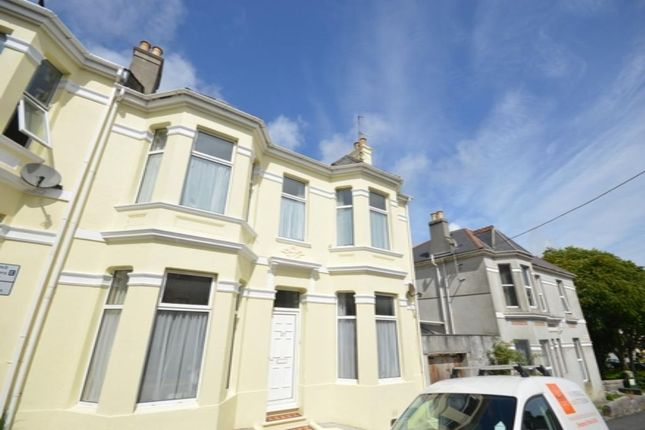 Thumbnail Terraced house to rent in Egerton Road, St. Judes, Plymouth