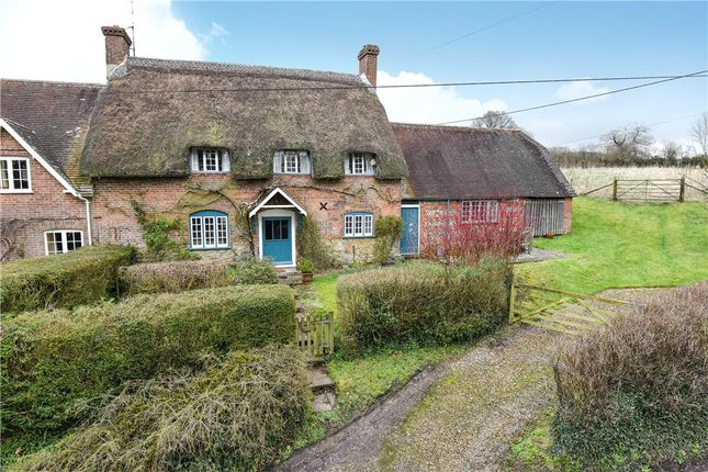Thumbnail Semi-detached house for sale in Mill Street, Fontmell Magna, Shaftesbury