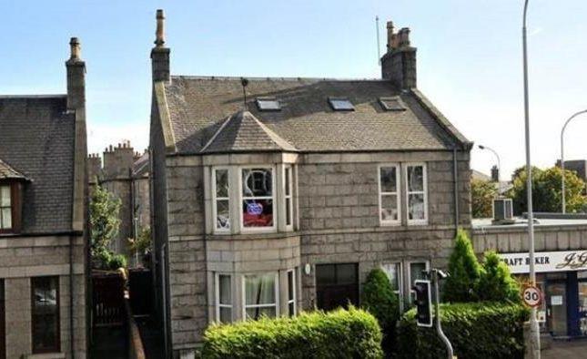 Flat to rent in Mary Elmslie Court, King Street, Aberdeen