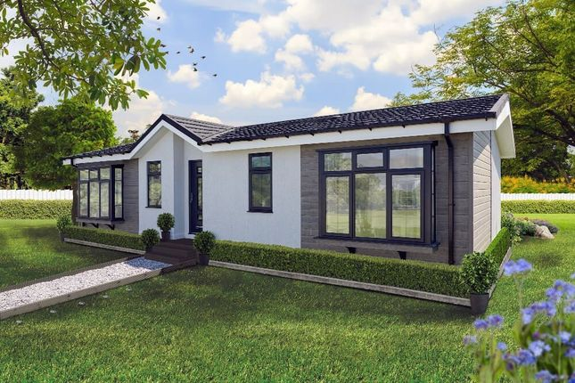 Thumbnail Mobile/park home for sale in Borrans Lane, Middleton, Morecambe