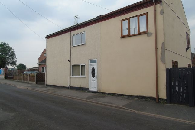 Thumbnail Terraced house to rent in Clay Street, Shirland, Derbyshire