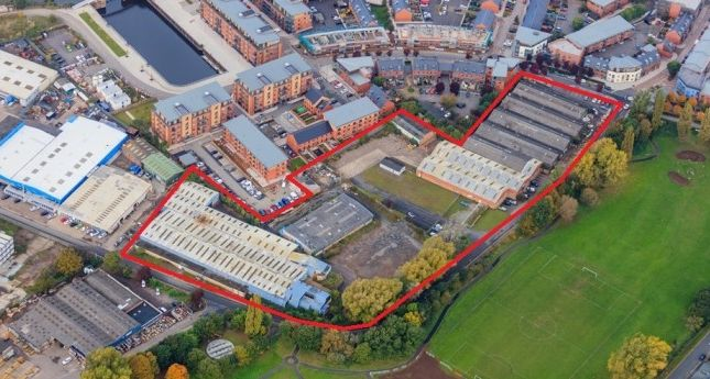 Thumbnail Light industrial for sale in Navigation Road, Diglis, Worcester