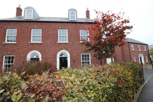 Thumbnail Semi-detached house for sale in Breton Road, Lisburn