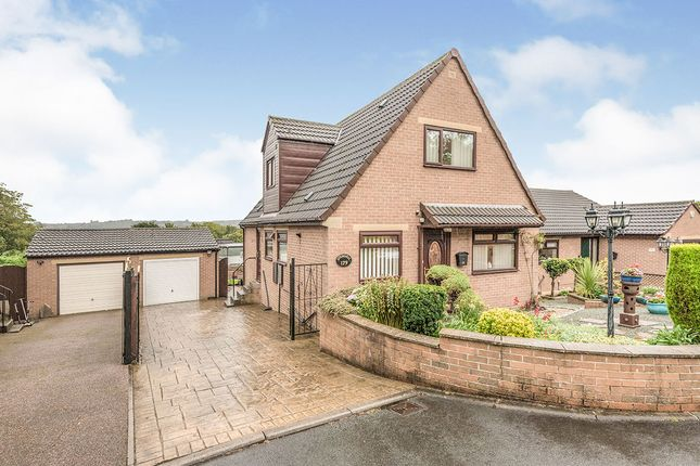 Thumbnail Detached house for sale in Norristhorpe Lane, Liversedge, West Yorkshire