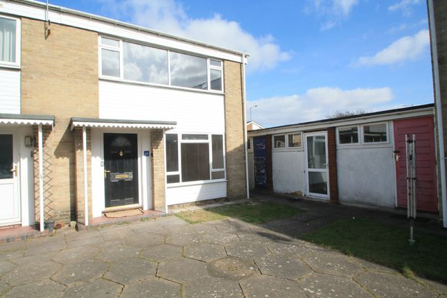 Thumbnail End terrace house to rent in Hastoe Park, Aylesbury
