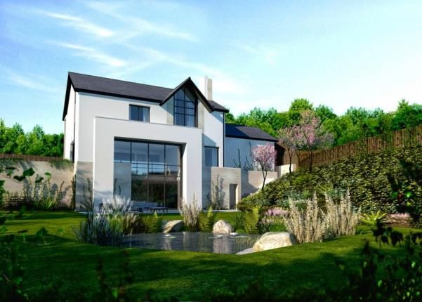 Thumbnail 5 bedroom detached house for sale in Castle Hill, Prestbury, Macclesfield, Cheshire