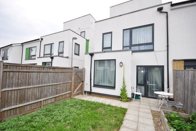 Thumbnail 3 bed town house to rent in Monarch Close, Maidstone