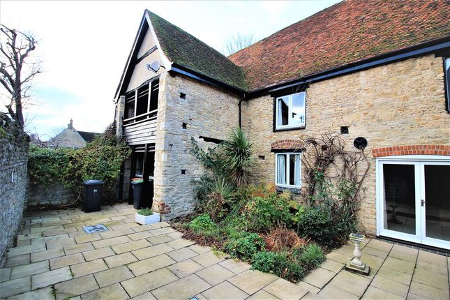 Terraced house for sale in Middle Tithe Barn, Church End, Felmersham
