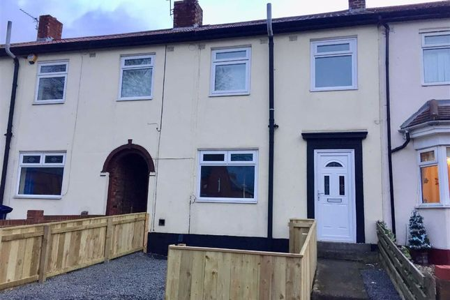 3 bed terraced house for sale in St. Marys Avenue, South Shields NE34